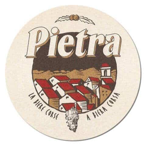 Pietra Beer Mat