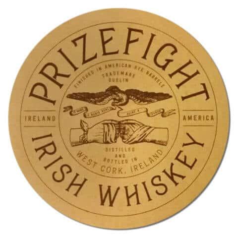 Prizefight Irish Whiskey Coaster