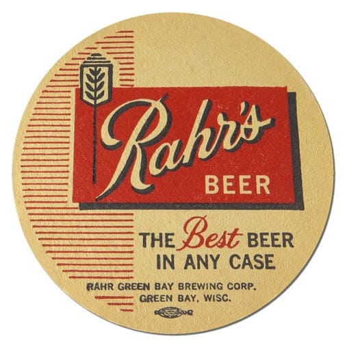 Rahr's Beer Drip Mat