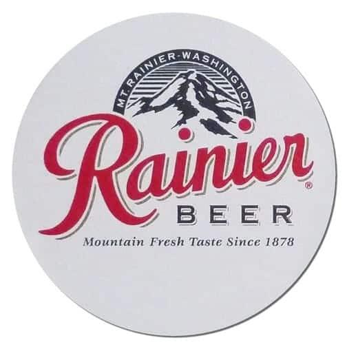 Rainer Beer Coaster