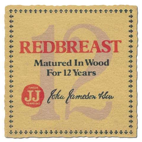 Redbreast Whiskey Coaster