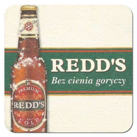 Redd's Apple Ale Drip Mat