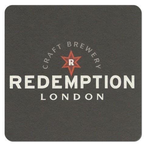 Redemption Craft Brewery Beer Mat