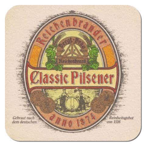 Reichenbrander Beer Mat