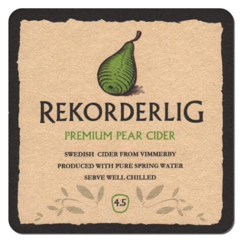 Rekorderlig Cider Drip Mat
