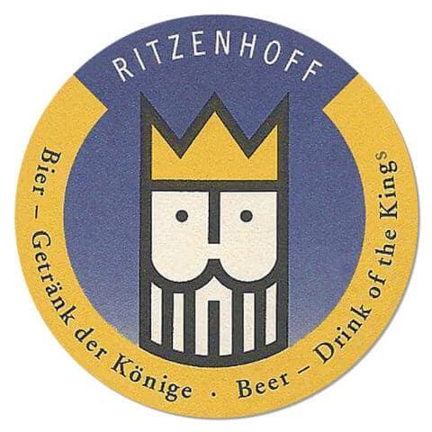Ritzenhoff Beer Mat