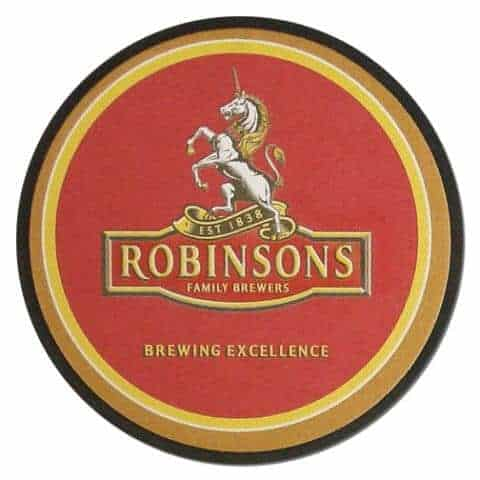 Robinsons Family Brewers Beer Mat
