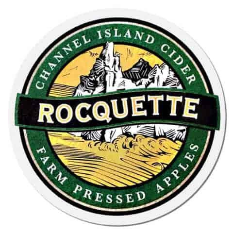 Rocquette Cider Coaster