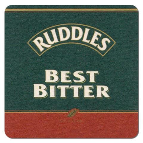 Ruddles Best Bitter Drip Mat