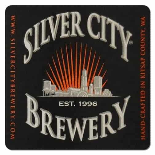 SIlver City Brewery Drip Mat