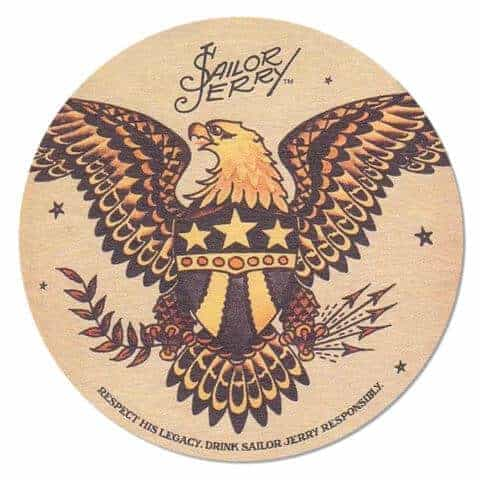 Sailor Jerry Coaster