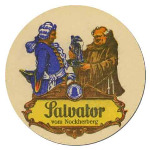 Salvator Beer Mat