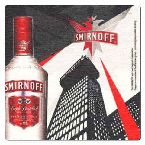 Smirnoff Coaster