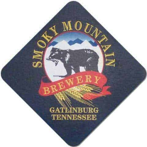 Smoky Mountain Brewery Drip Mat