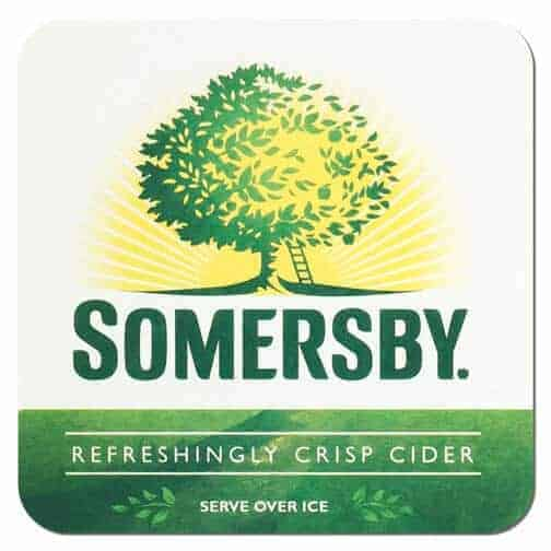 Somersby Cider Drip Mat