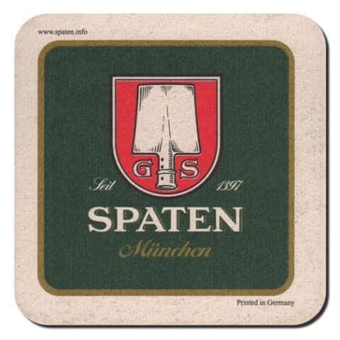 Spaten Beer Mat