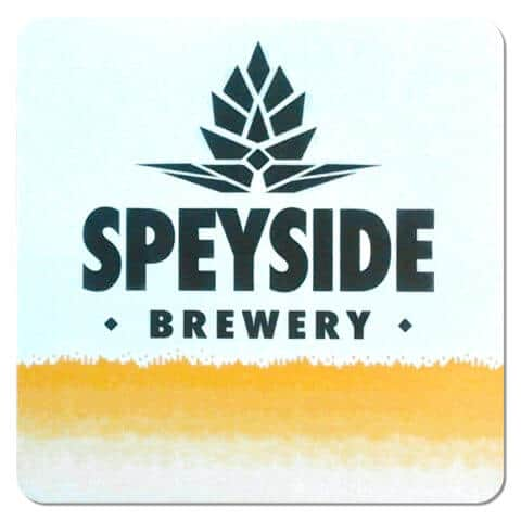 Speyside Craft Brewery Drip Mat