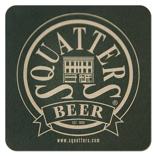Squatters Beer Coaster
