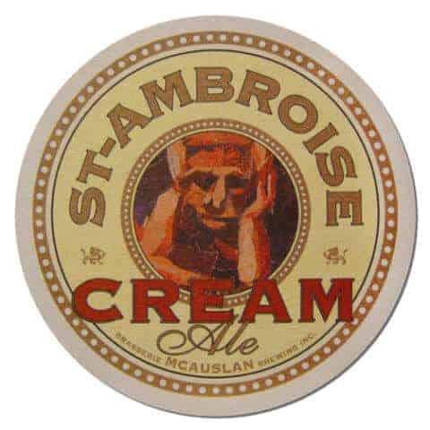 St-Ambroise Cream Ale Drip Mat