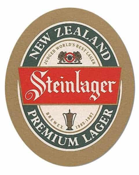 Steinlager Beer Mat