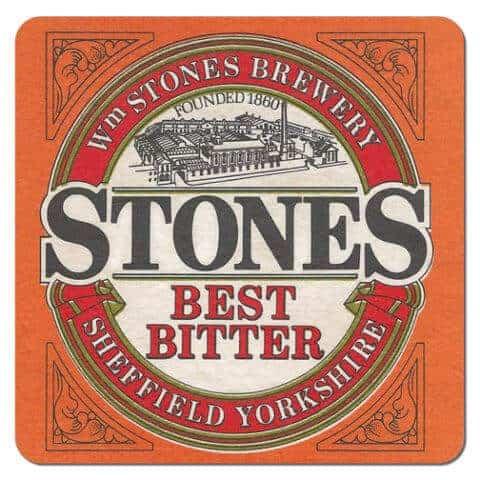 Stones Best Bitter Drip Mat