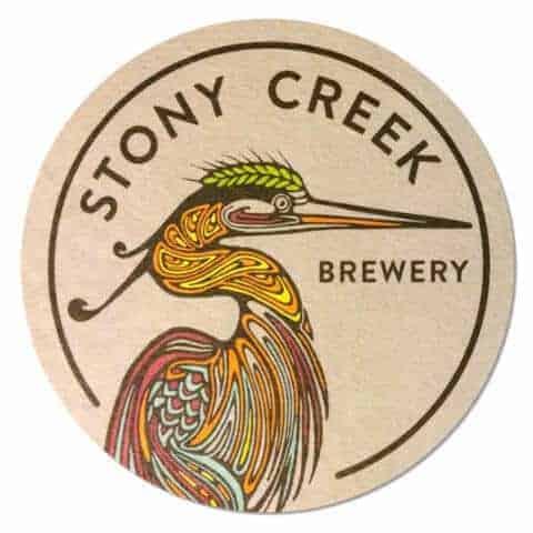Stony Creek Brewery Drip Mat
