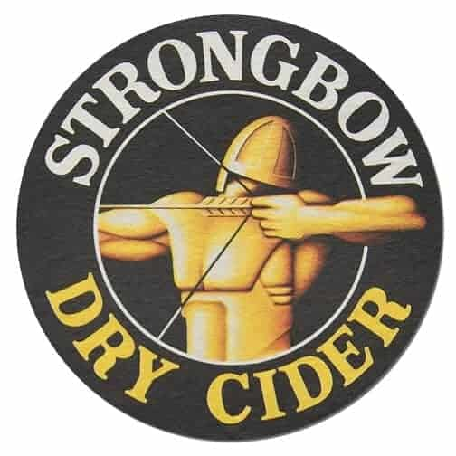 Strongbow Dry Cider Drip Mat