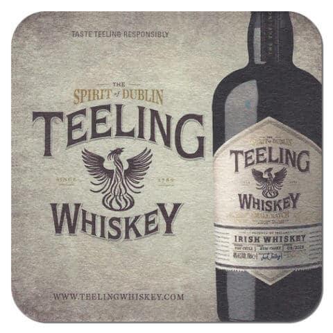 Teeling Whiskey Drip Mat