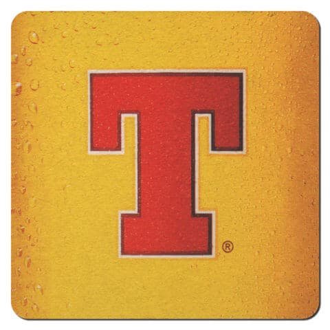 Tennents Beer Mat