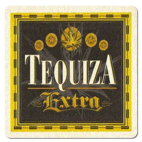 Tequila Extra Coaster
