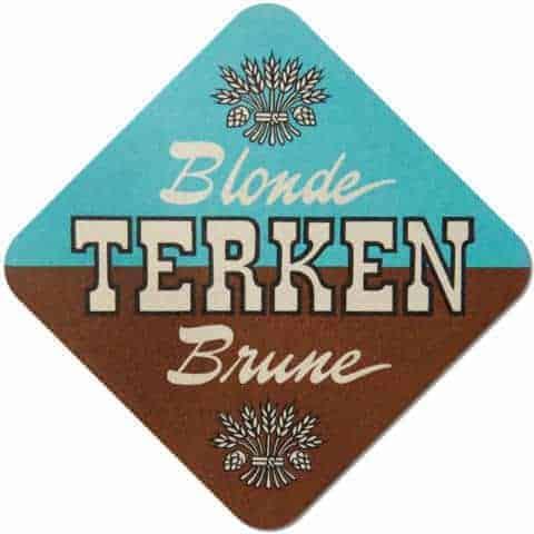 Terkel Brune Beer Mat