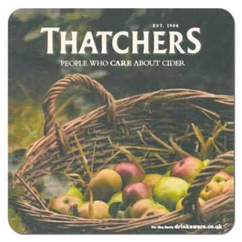 Thatchers Cider Drip Mat