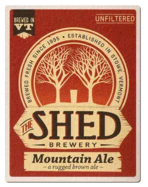 The Shed Brewery Drip Mat