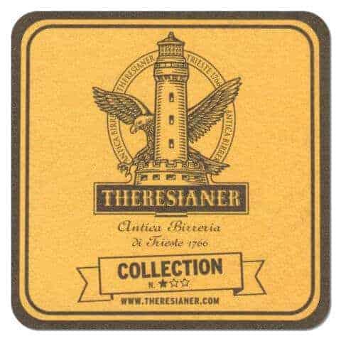 Theresianer Antica Birreria Drip Mat