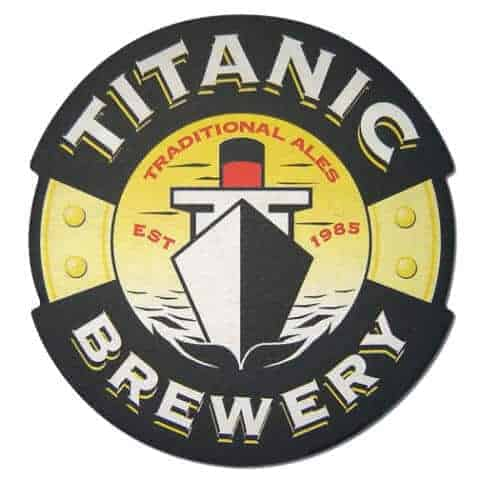 Titanic Brewery Drip mat