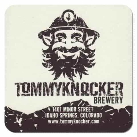 Tommyknocker Brewery Beer Mat