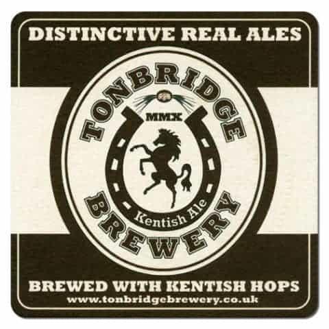 Tonbridge Brewery Drip Mat