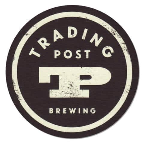 Trading Post Brewing Beer Mat