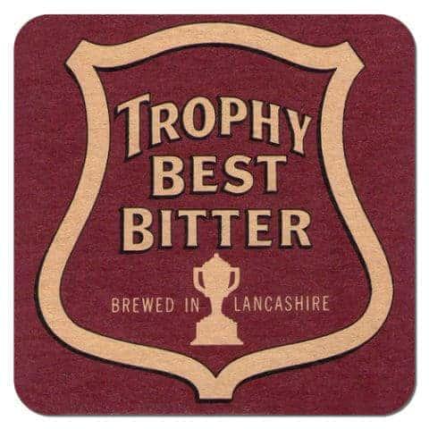 Trophy Best Bitter Drip Mat