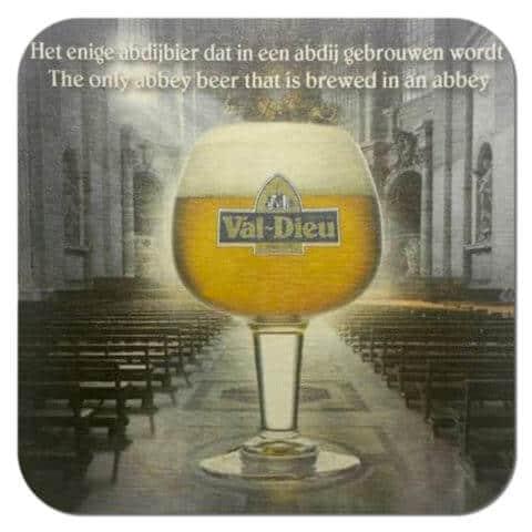 Val Dieu Beer Mat