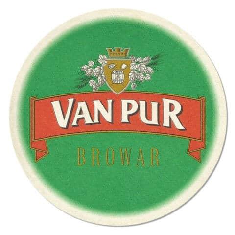 Van Pur Beer Mat