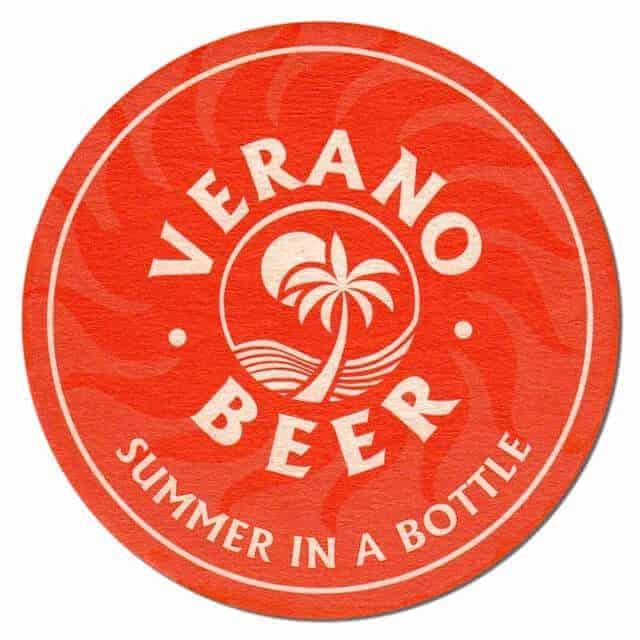 Verano Beer Drip Mat