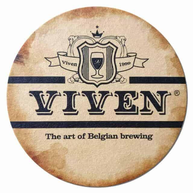 Viven Beer Mat