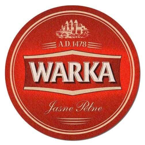 Warka Beer Mat