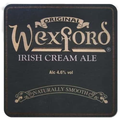 Wexford Irish Cream Ale Beer Mat