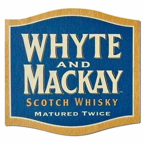 Whyte and McKay Drip Mat Front