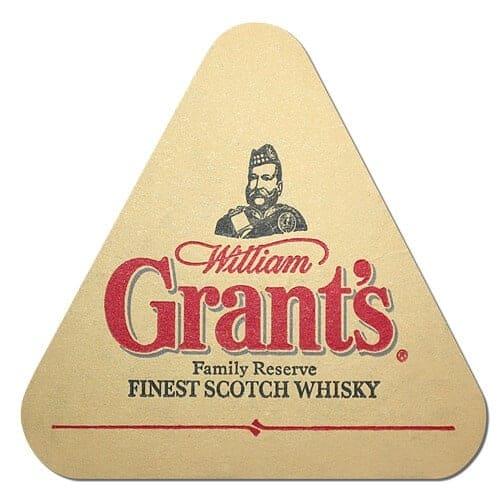 William Grants Coaster