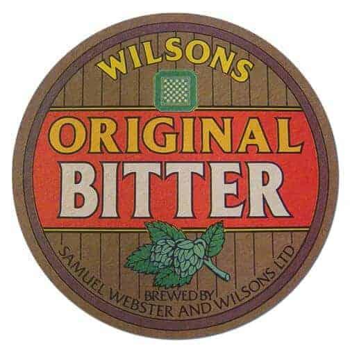 Wilsons Original Bitter Drip Mat