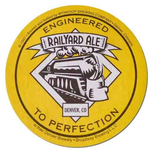 Wyncoop Brewing - Railyard Ale Coaster