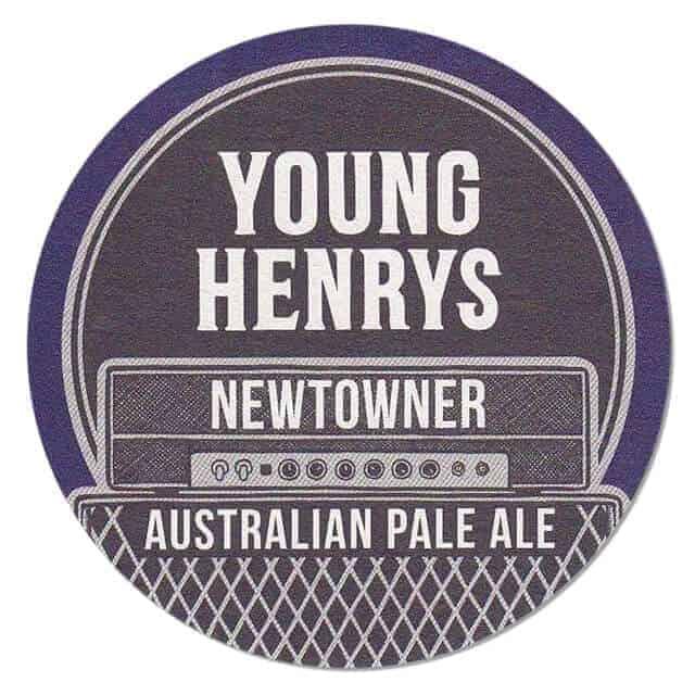 Young Henrys Newtowner Drip Mat